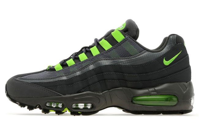 Air Max 95 Neon Green Grey